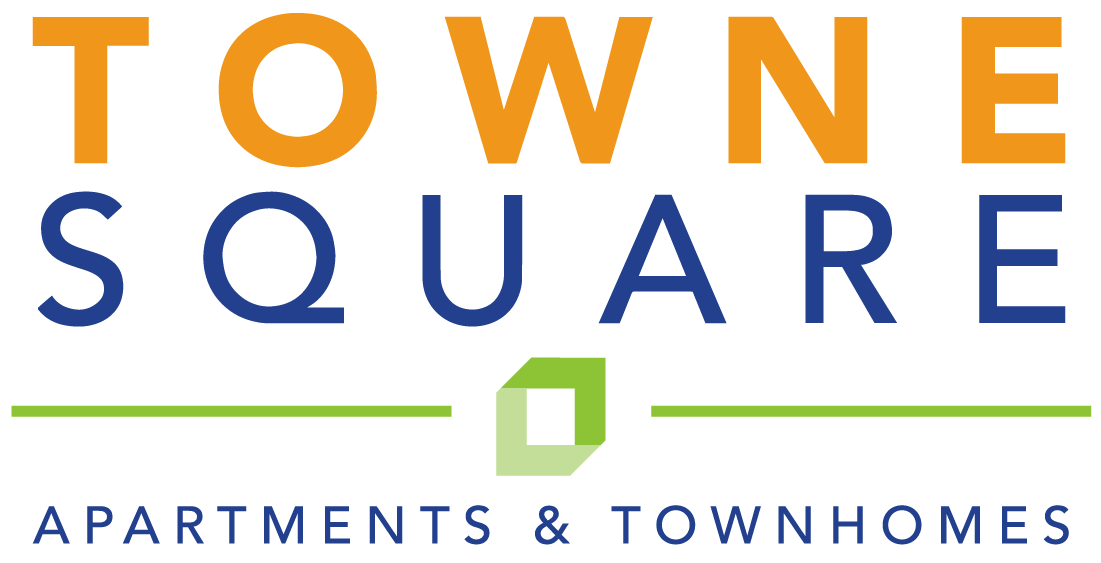 Towne Square Apartments & Townhomes logo